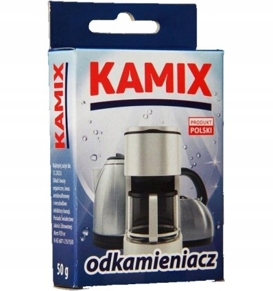 Kamix для удаления накипи Для Бытовых Приборов 50 г