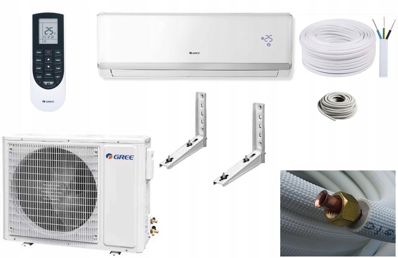 Klimatyzator GREE LOMO ECO Wi Fi 3,2kW Samodzielny