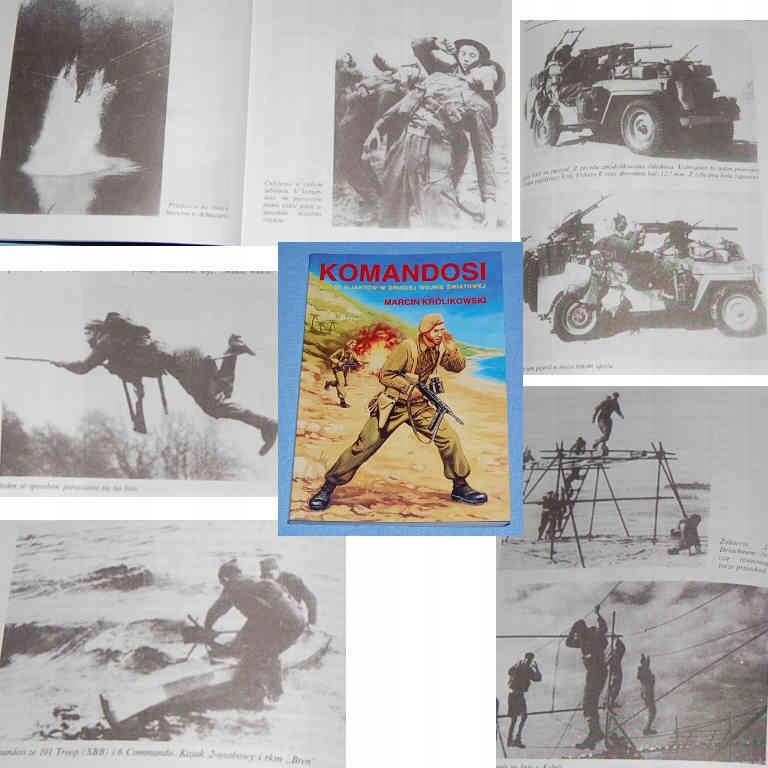 «Коммандос. Действия союзников во Второй мировой войне »