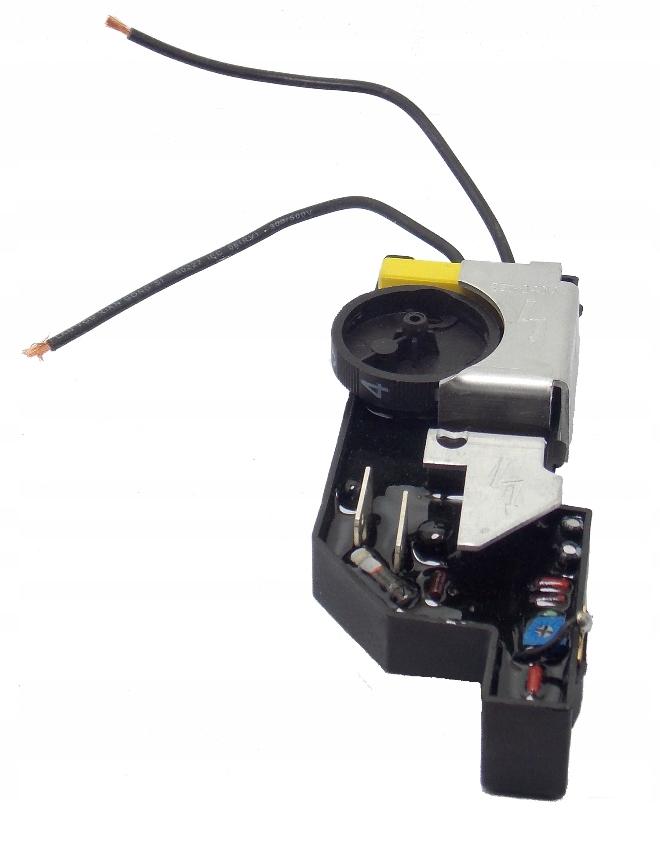 Rýchlosť riadiaca elektronika pre Bosch GSH 11