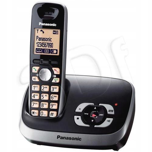 Беспроводной телефон Panasonic KX-TG6521 ВОЗМОЖНОСТЬ доставка товаров из Польши и Allegro на русском