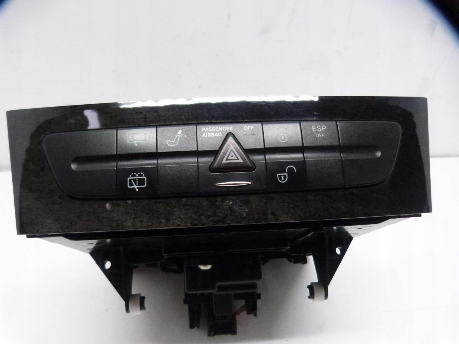 mercedes e w211 cd-чейнджер 6cd панель управления