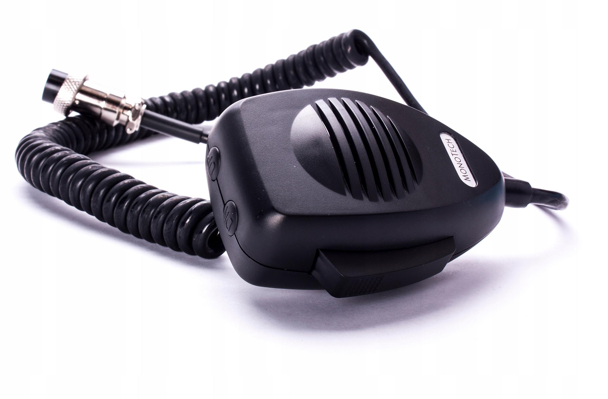 Купить Микрофон CB 6 PIN ГРУША радио Президент Гарри на Otpravka - цены и фото - доставка из Польши и стран Европы в Украину.