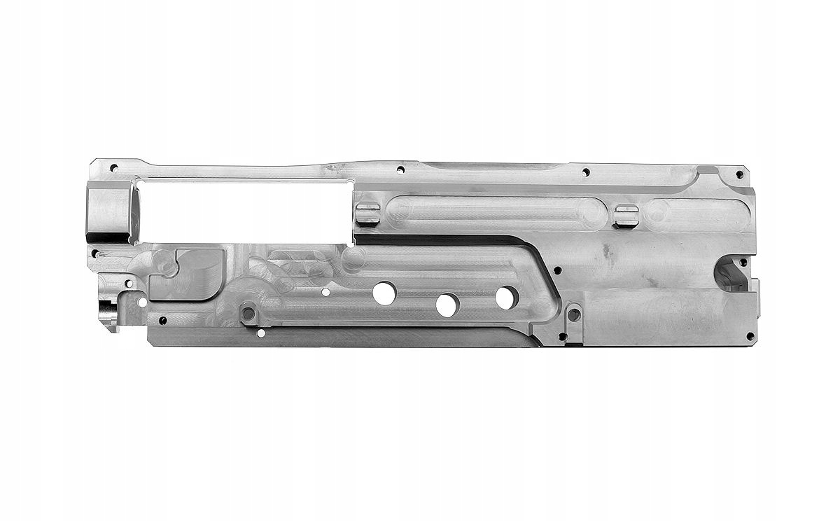 Retro Zbraní - Kostra prevodovky s CNC M249 - QSC