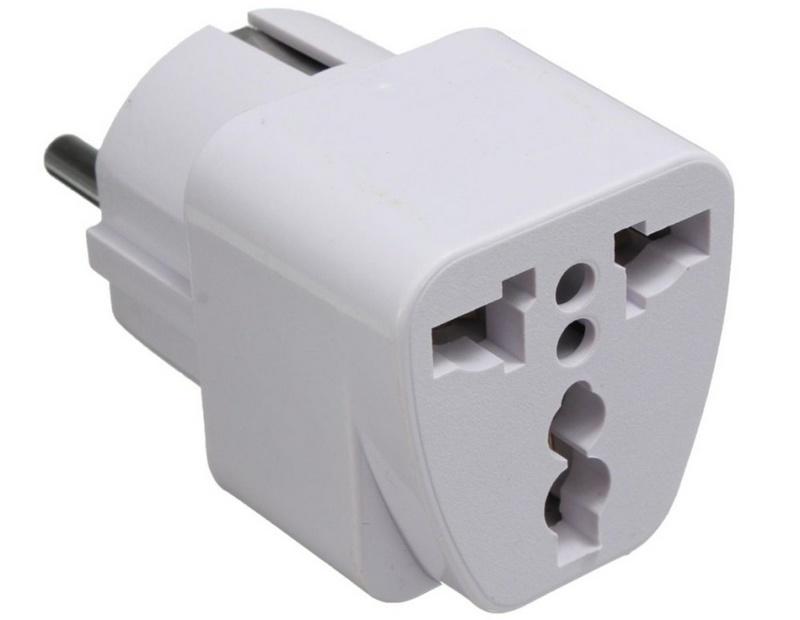 Адаптер UK England Plugs Socket PL Adapter