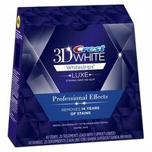 Item STRIPS for WHITENING CREST 3D WHITE PROFESSIONAL x14