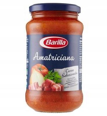 Barilla соус для спагетти Amatriciana - 400 гр