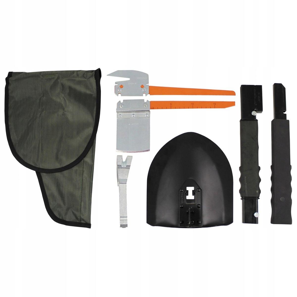 "Survival kit ""SOS"", 12 nástroje s bag"
