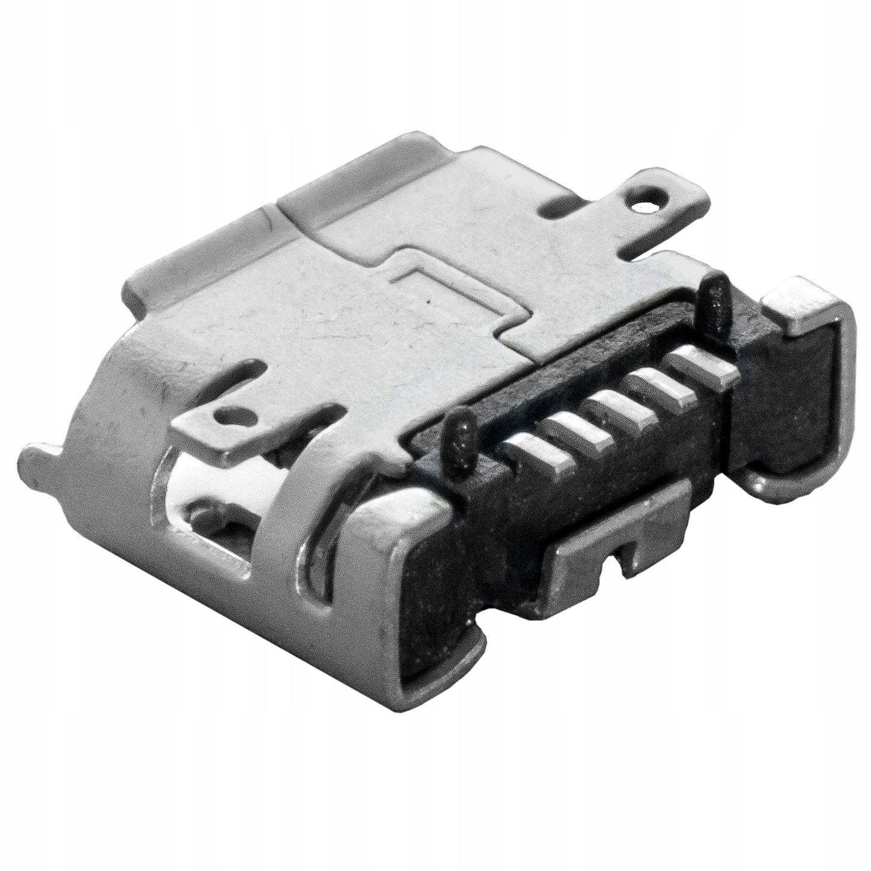Socket Micro USB 5 + 2 PIN GPS Tablet telefón GU41