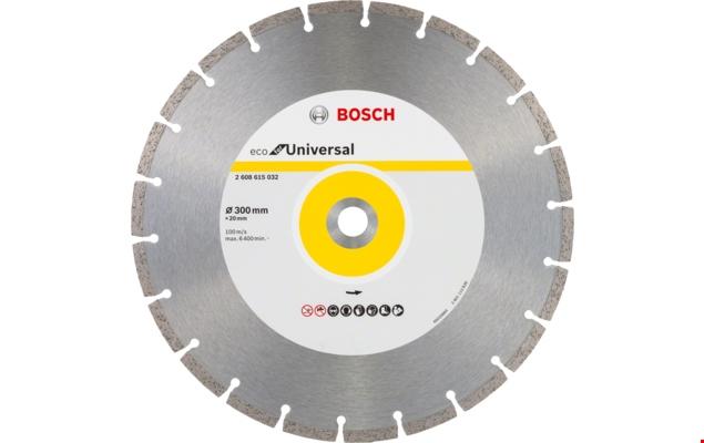 Bosch Diamond Shield 350x25.4 Betón Cube Cube