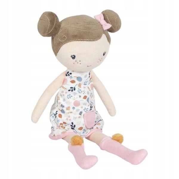 Malá holandská mäkká handrová bábika Rosa 50cm