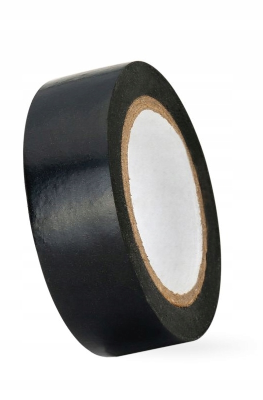 Лента изоляционная ПВХ 19мм х 10м черная