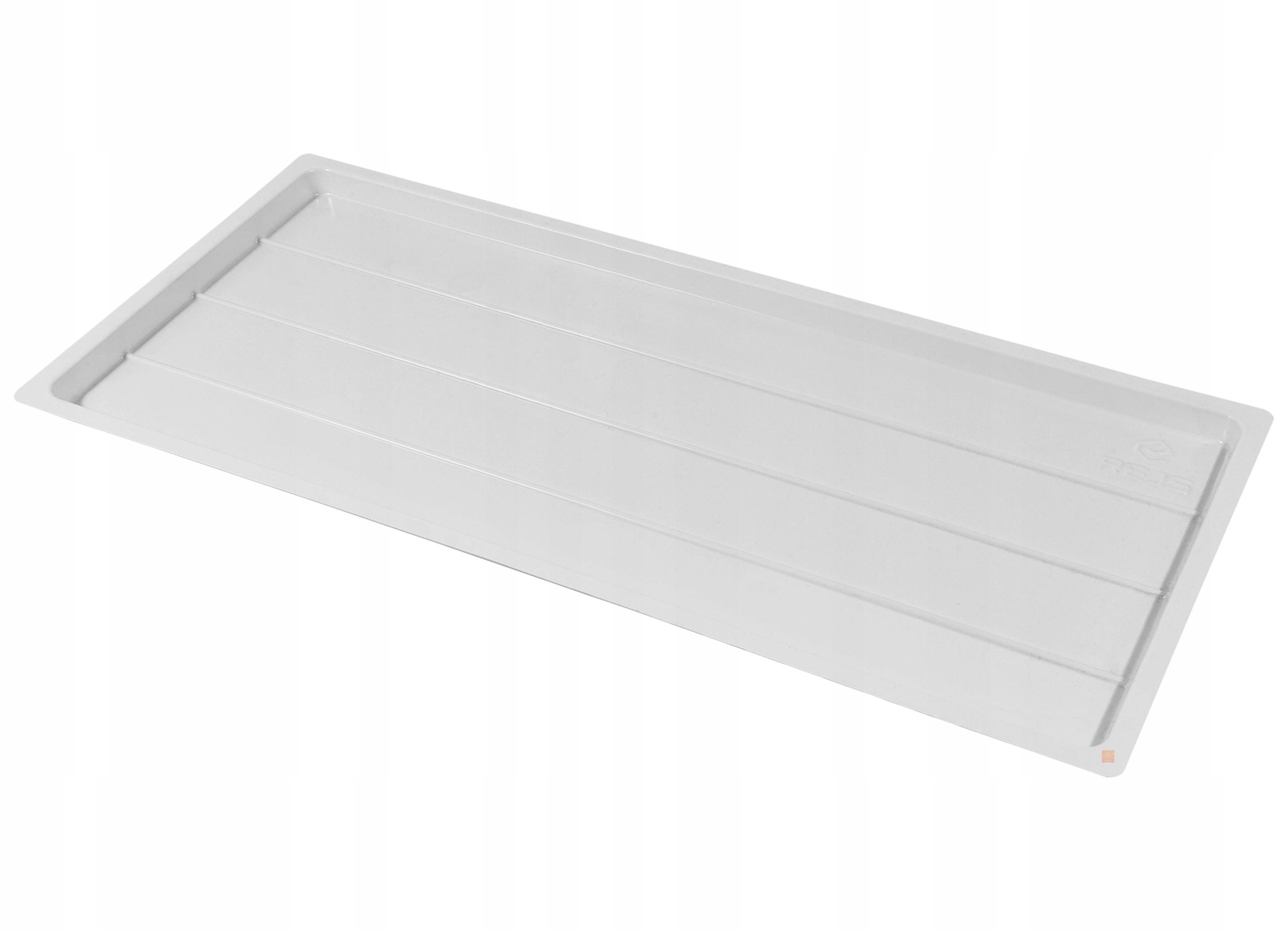 Tray Туалет лоток для шкафа 80см белый