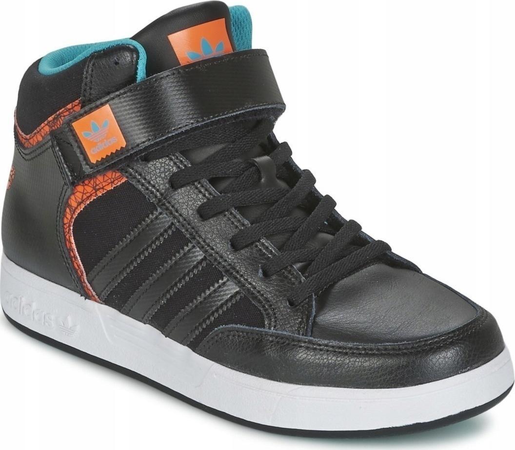 Buty sportowe dla dzieci buty adidas Varial Mid J F37503