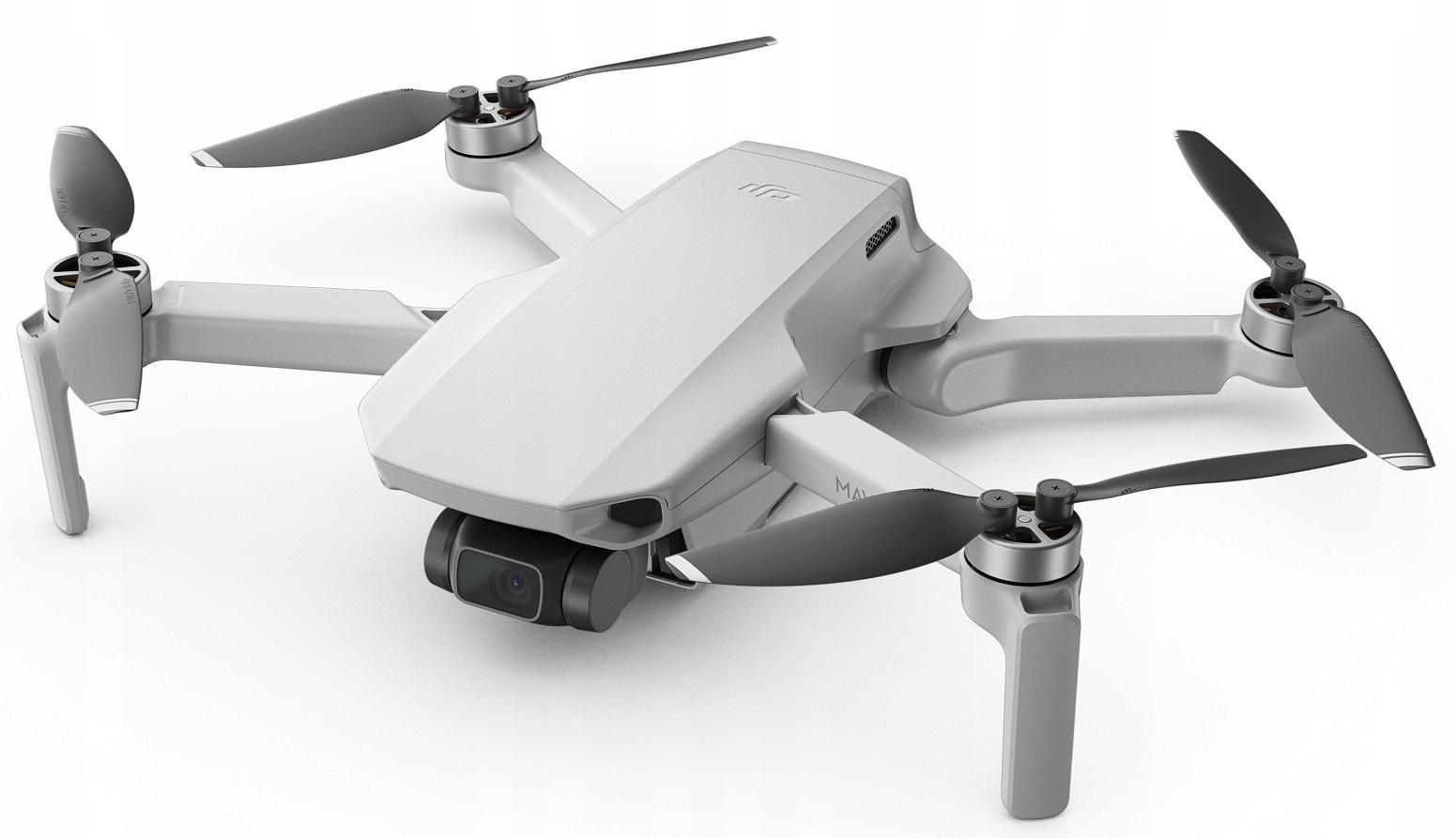 dron dji mavic mini rozlozony