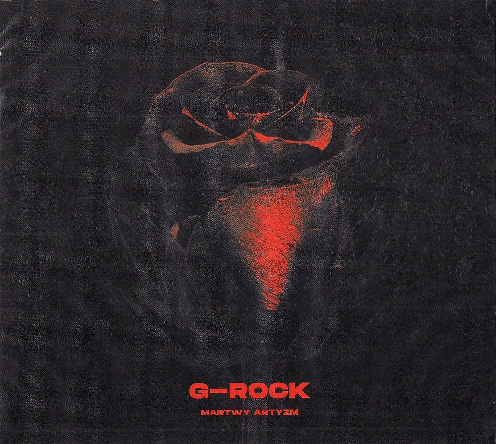 G-ROCK - МЕРТВЫЙ АРТИСТИЗМ [CD] доставка товаров из Польши и Allegro на русском