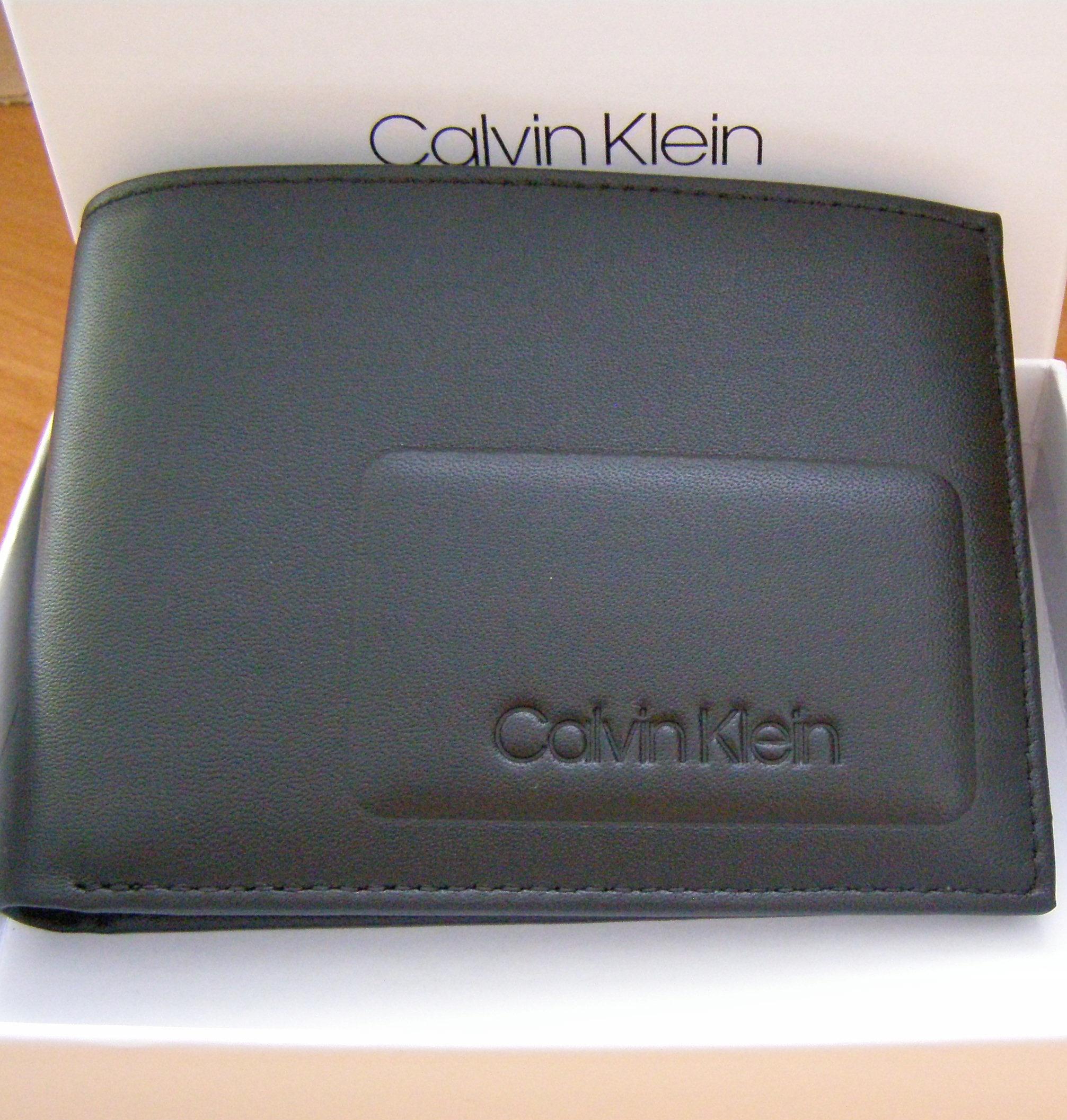 Calvin Klein Portfel Meski Skorzany K50k503991 8958440548 Allegro Pl