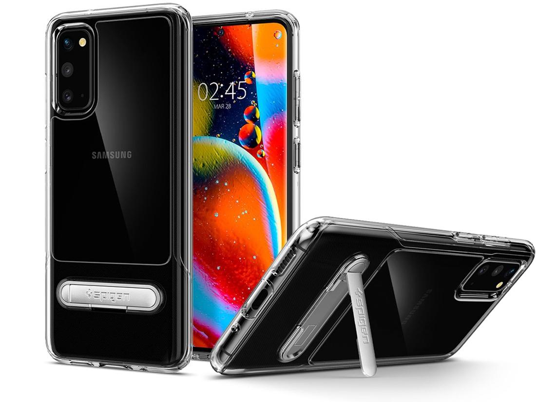 Spigen Etui Case Obudowa Z Podstawką Do Galaxy S20