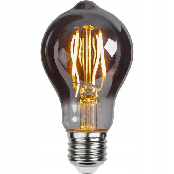 Лампа LED E27 - TA60 - 2W Plain Smoke 2100k
