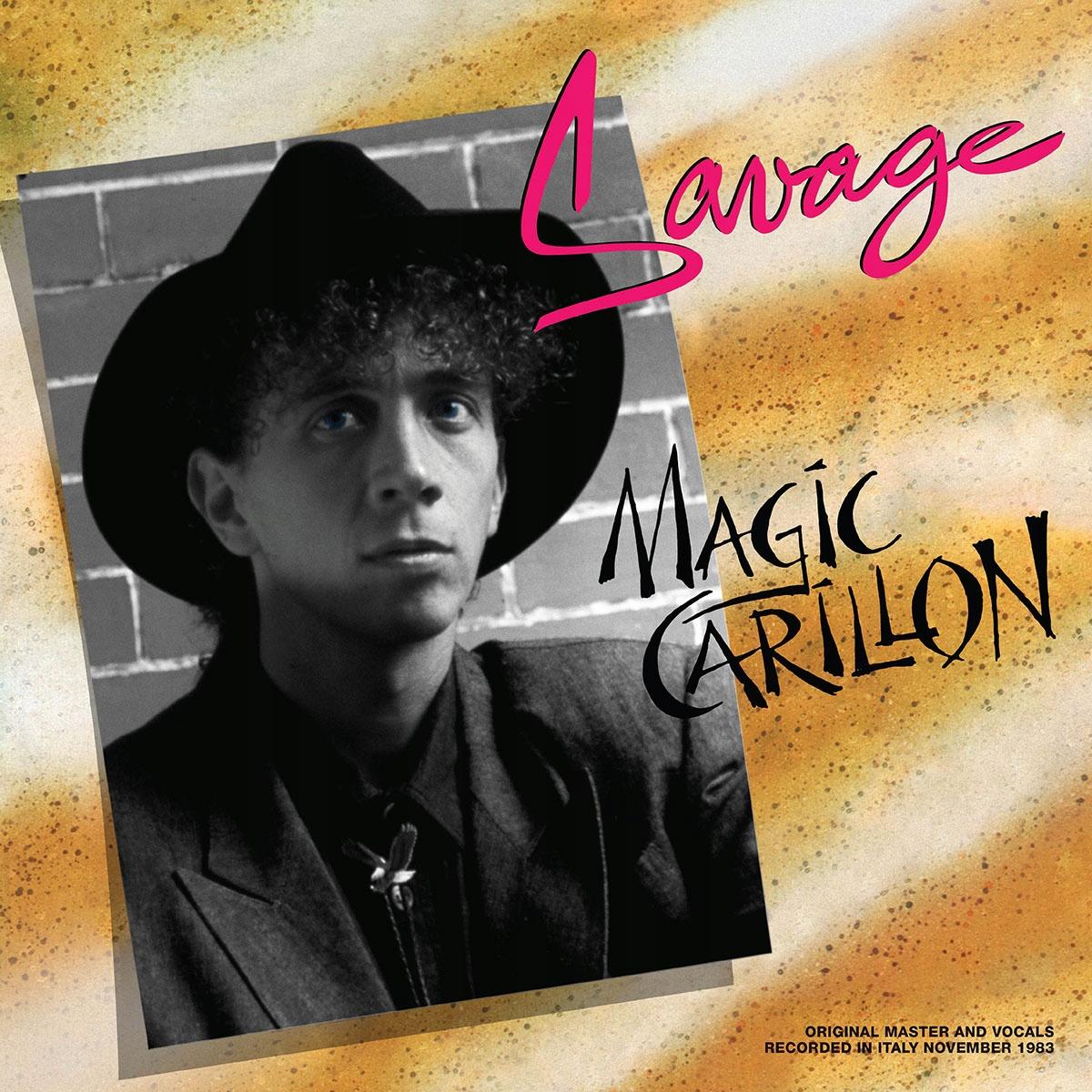 Item Savage - Magic Carillon (35th Remix) 12 MAXI White