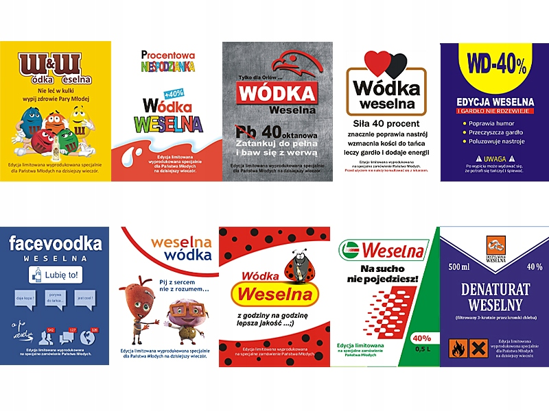 Купить НАКЛЕЙКИ НА ВОДКУ ПИР МЕЛОДИЙ ШТУК на Eurozakup - цены и фото - доставка из Польши и стран Европы в Украину.