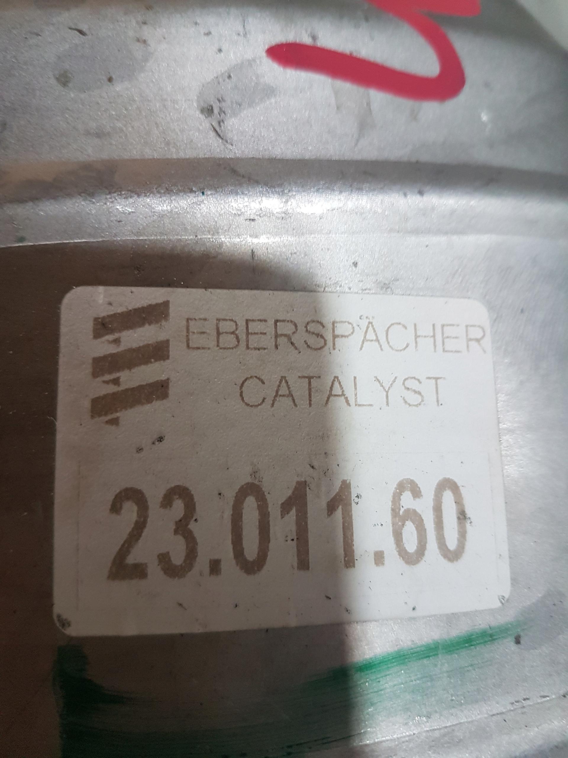 EBERSPACHER KATALIZATORIUS NAUJAS MERCEDES-BENZ W202 2,4 2,8