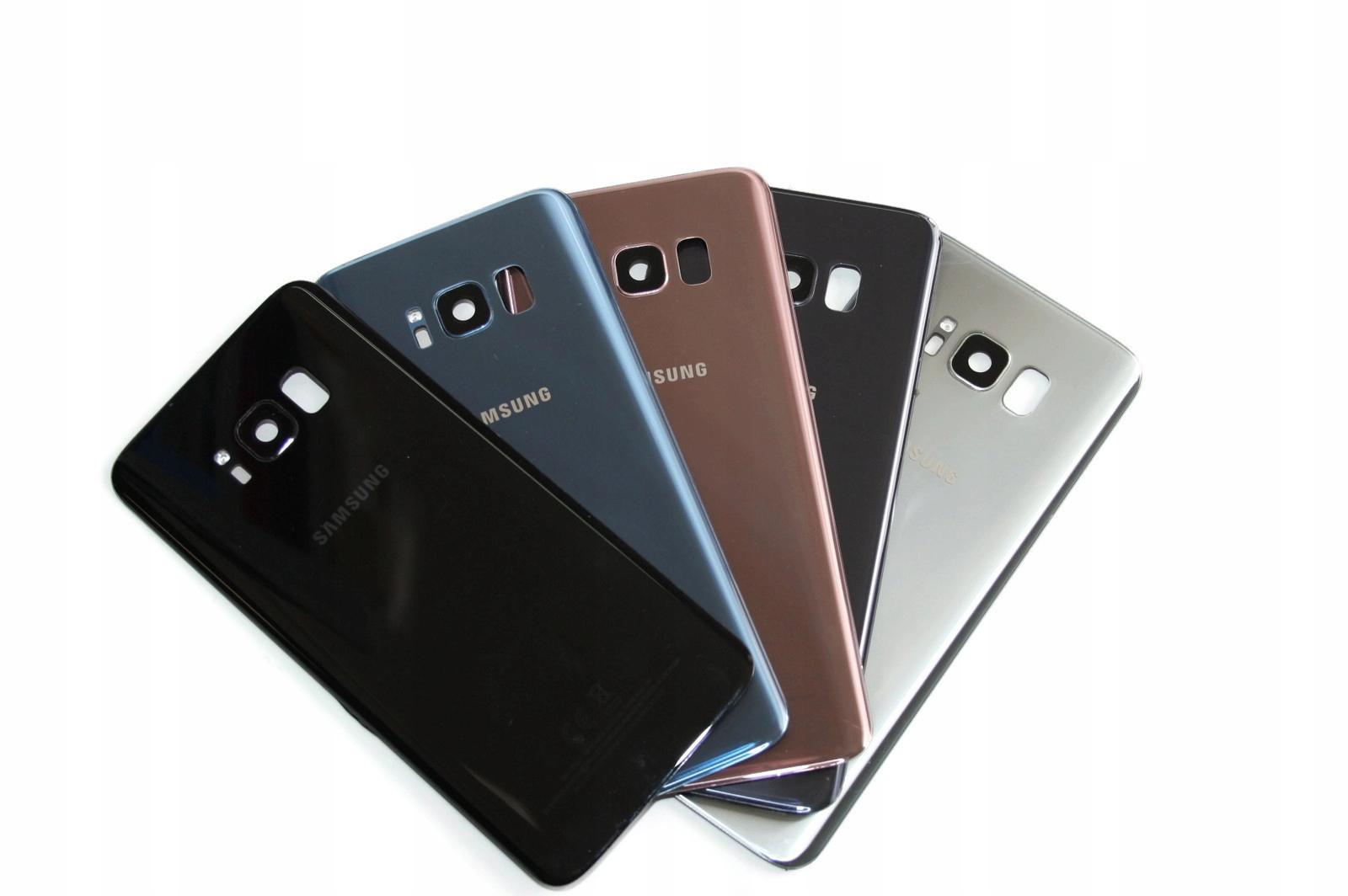 Орг Крышка Крышка Аккумулятора Samsung S8 G950F ГР.А доставка товаров из Польши и Allegro на русском