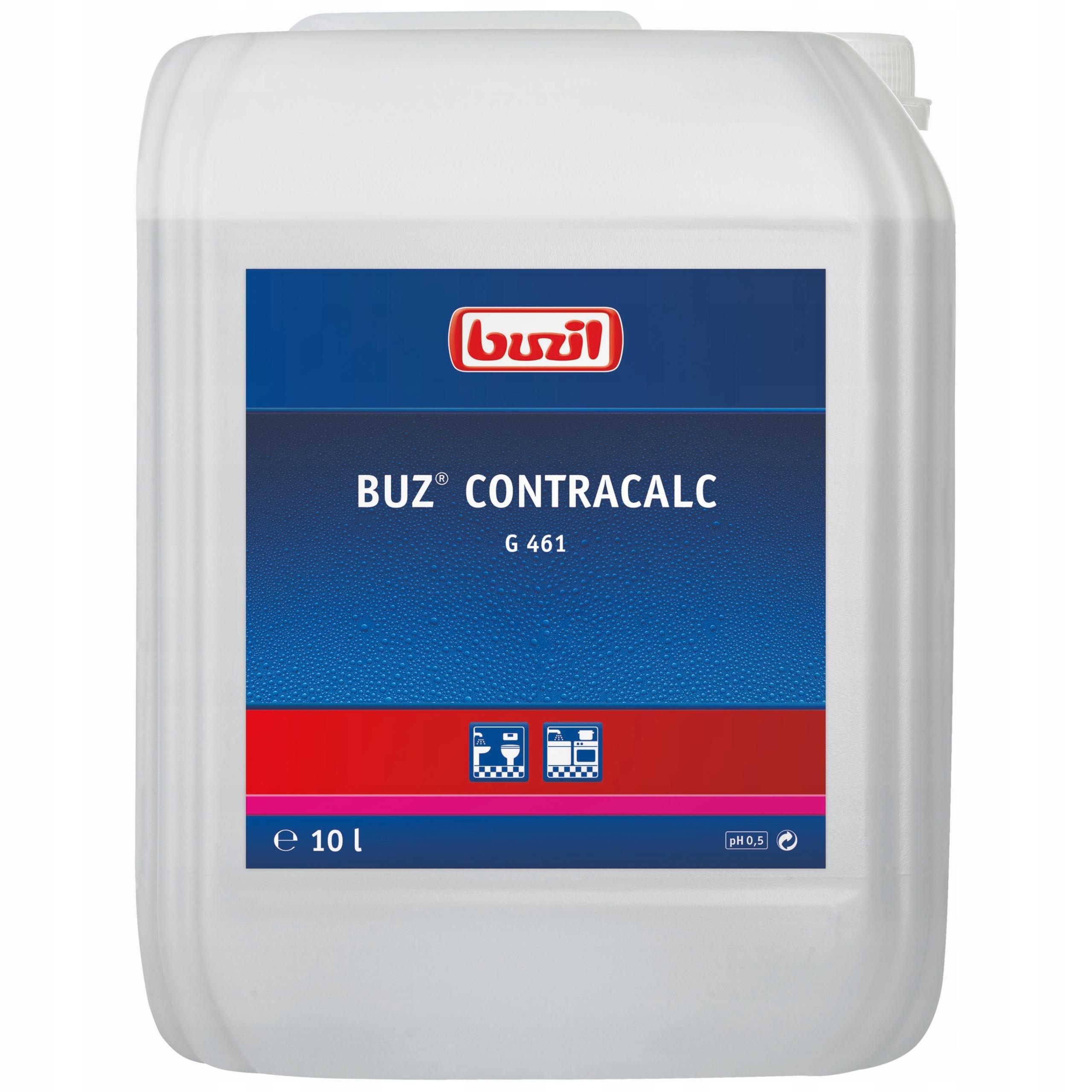 Odkamieniacz Buzil G461 WC łazienki pływalnie 10l