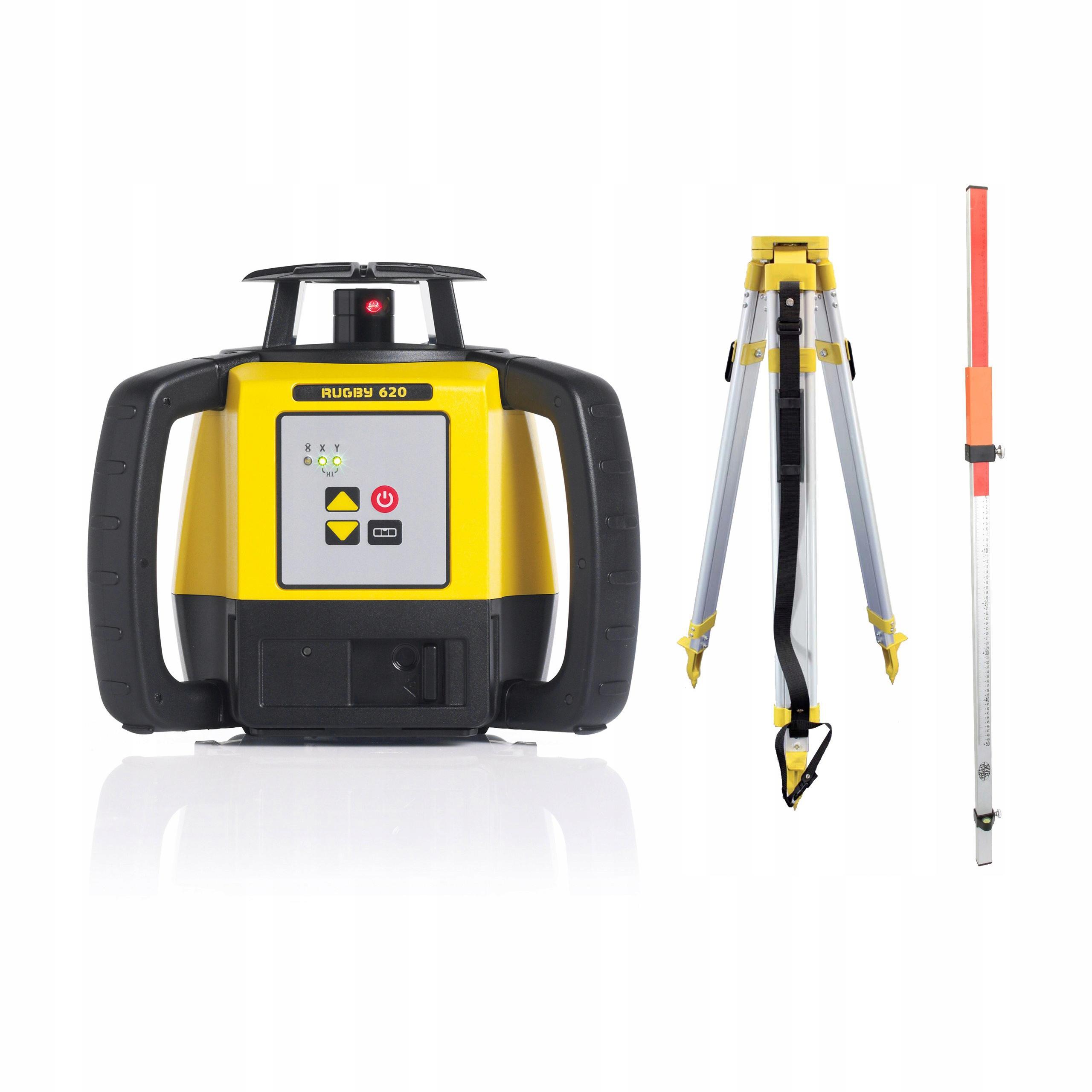 Laser Leica Rugby 620 Laser Full Set