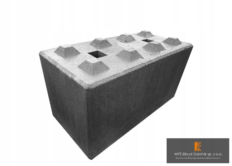 Blok betonowy, Ściana Oporowa, Mur, Boks Przegroda