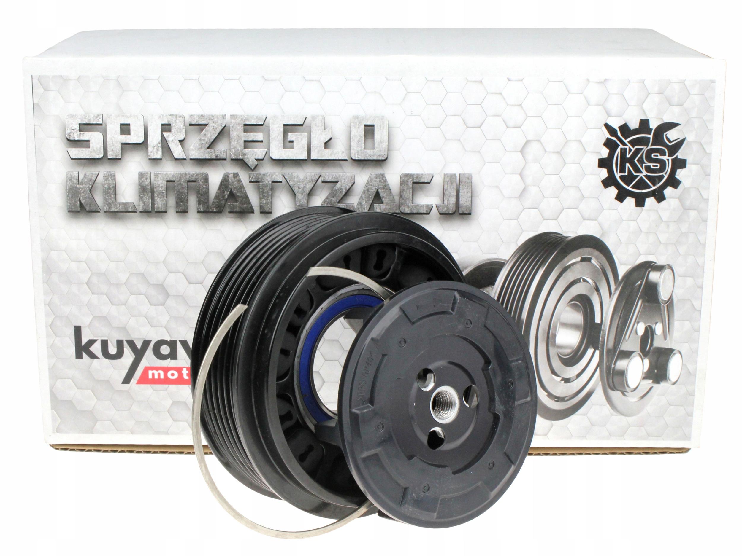 муфта компрессоры кондиционирования воздуха denso 6pk mercedes