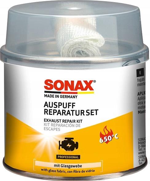 SONAX ремкомплект для глушителей глушителя цемент