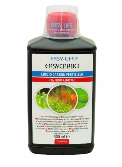 Easy Life Carbo 500 ml uhlíka-v-liquid - e-