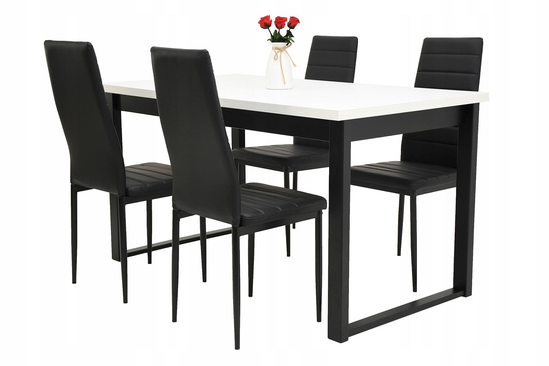 Уникальный складной стол с 4 стульями