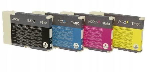 EPSON T6161 62 63 64 Prázdny atrament Original Set