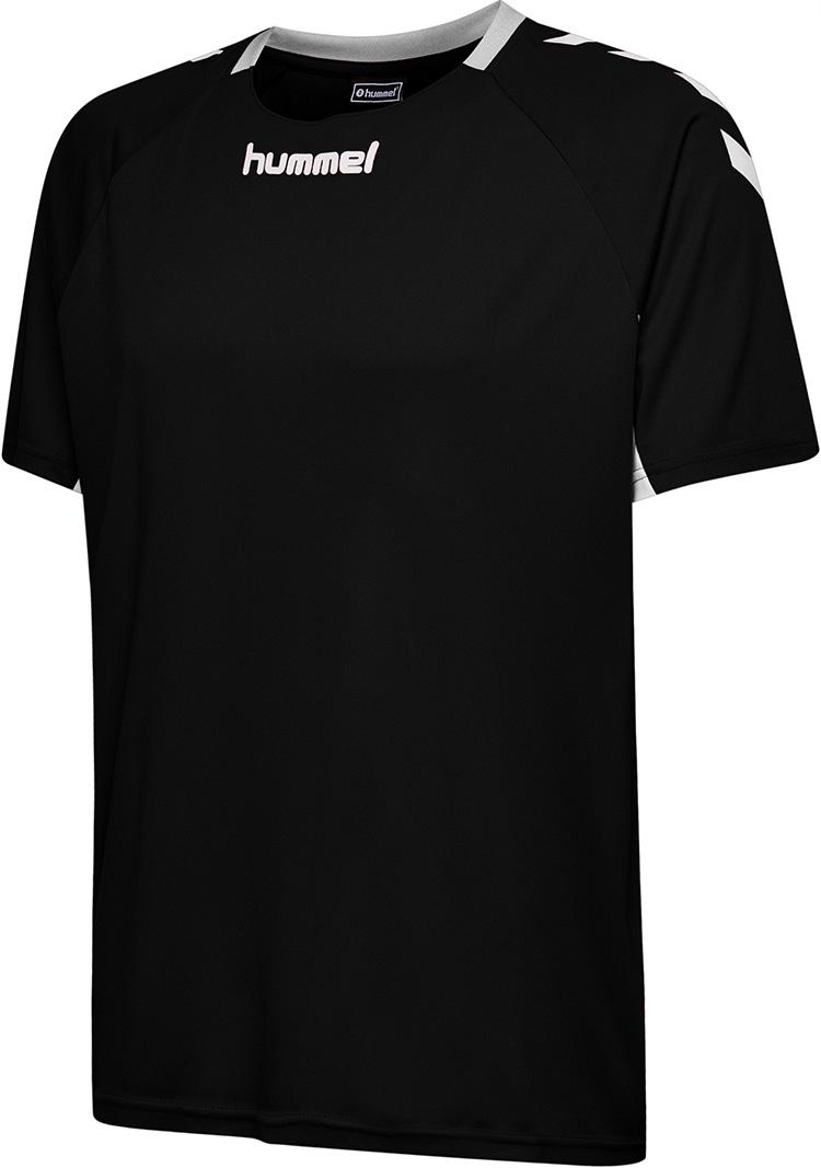 Hummel Tričko Core Team Jersey Black Veľkosť 164
