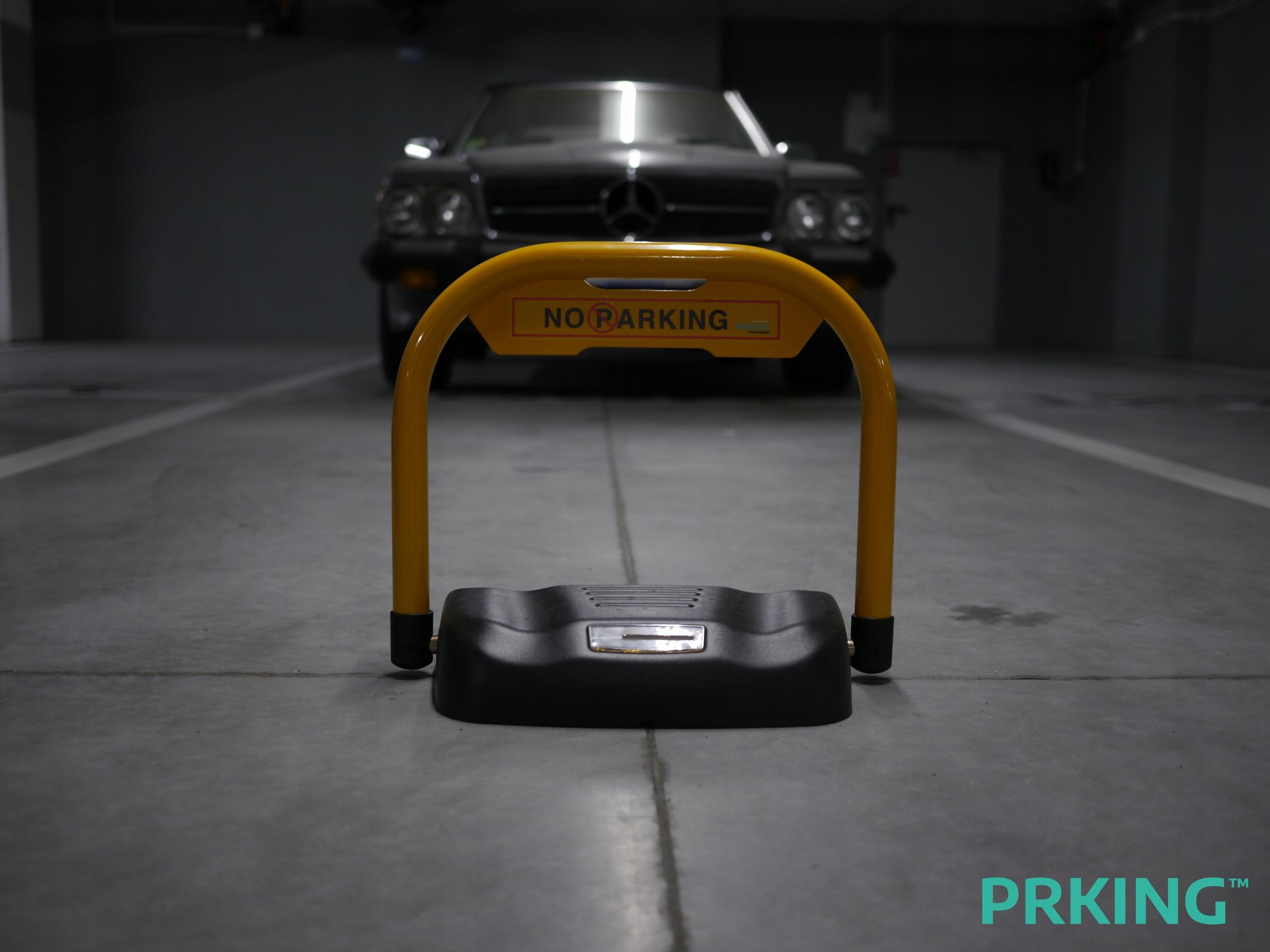 Blokada Parkingowa PRKING Barrier Remote Control