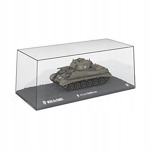 Купить World of Tanks M4A2 фигурка Шермана + НОВЫЙ БОНУС на Otpravka - цены и фото - доставка из Польши и стран Европы в Украину.