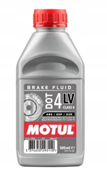 MOTUL BRAKE FLUID DOT-4 LV 500 МЛ