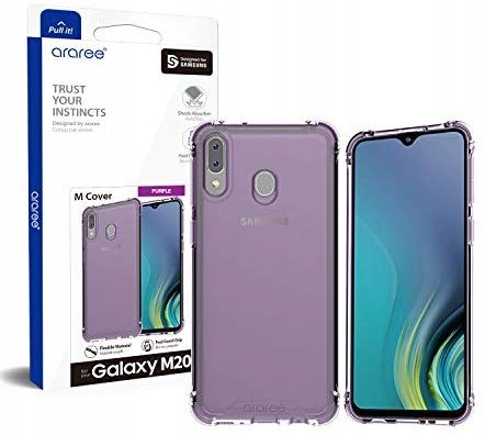 Samsung Galaxy M20 Araree M etui odporne Back Case