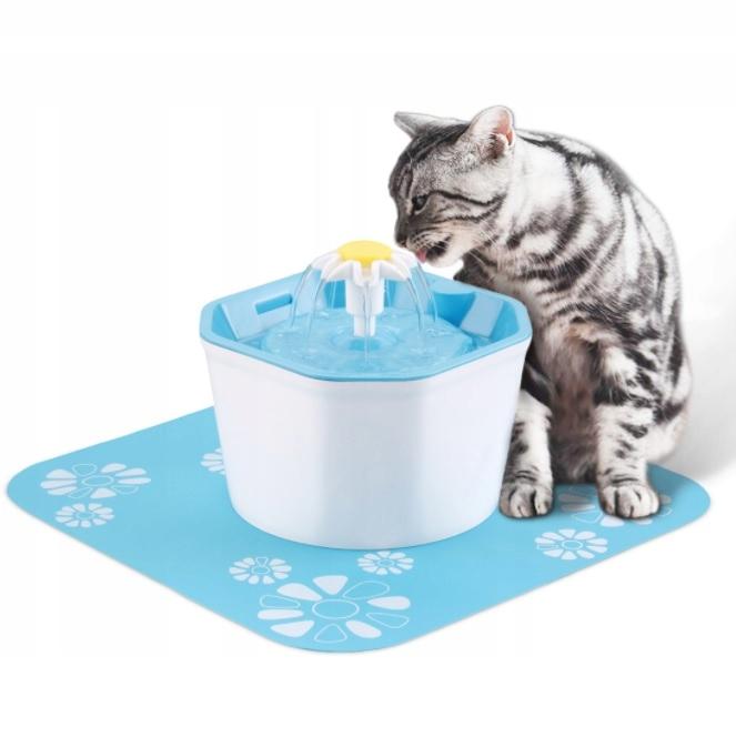 АВТОМАТИЧЕСКИЙ диспенсер для воды ФОНТАН для животных