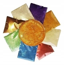 Item Pearlescent pigment for epoxy resin Kit 8 PCs