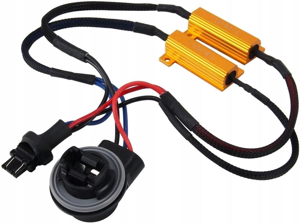 резистор Лампы ledowej canbus p277w t25 3157