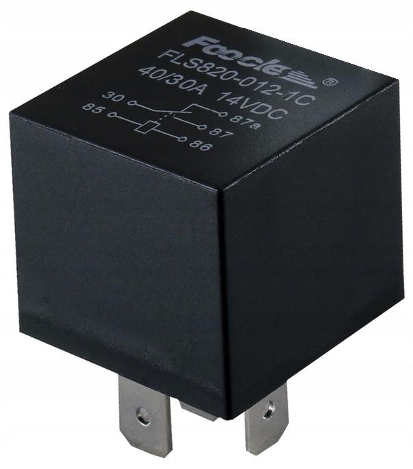 блок автомобильный 12v 4030a 5 pin-код плотен