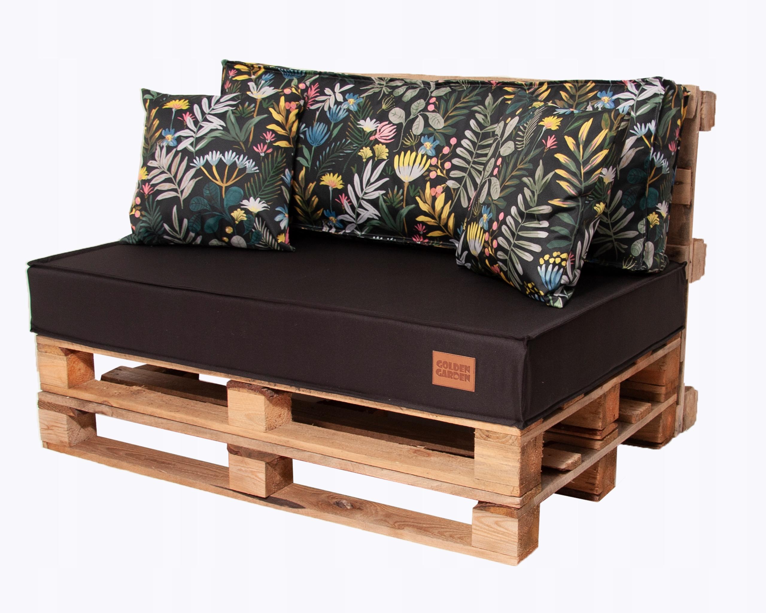 Садовые подушки для европоддонов 120x65x15 КОМПЛЕКТ