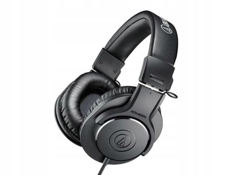 Item AUDIO-TECHNICA ATH-M20X Closed headphones KRAKÓW