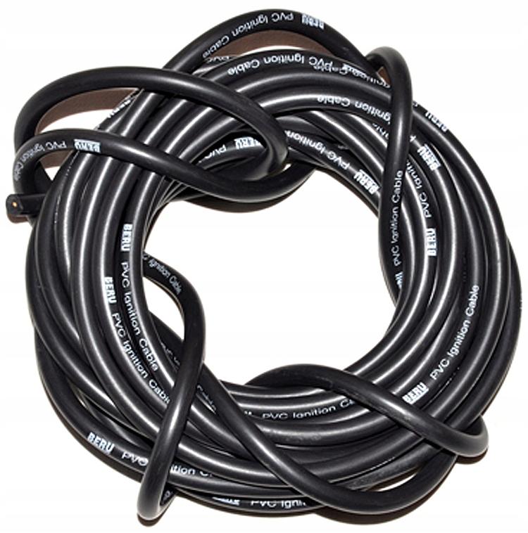кабель зажигания провода высокий напряжения beru