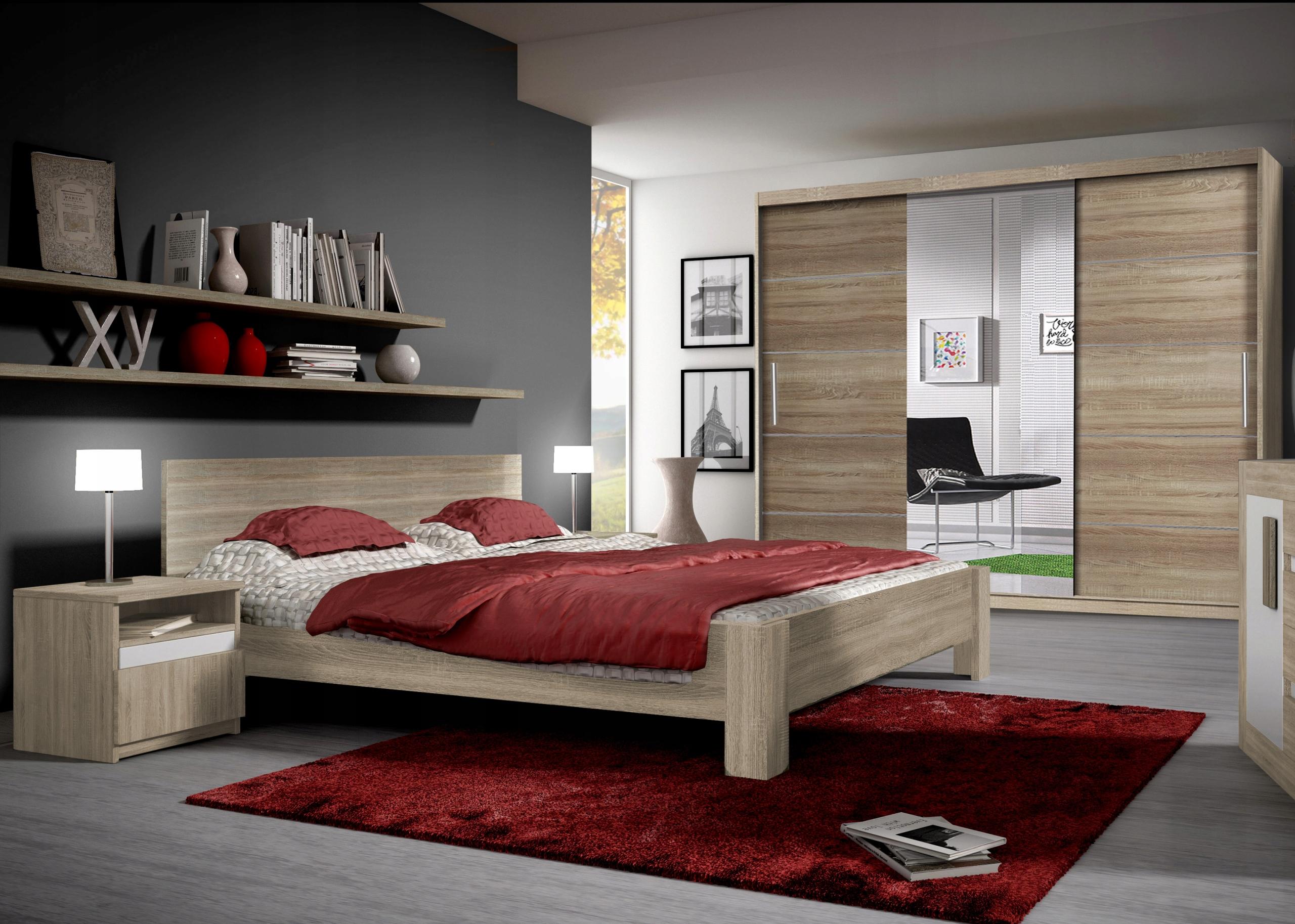 кровать шкаф 250 журнальный Столик Мебель для Спальня ARTI
