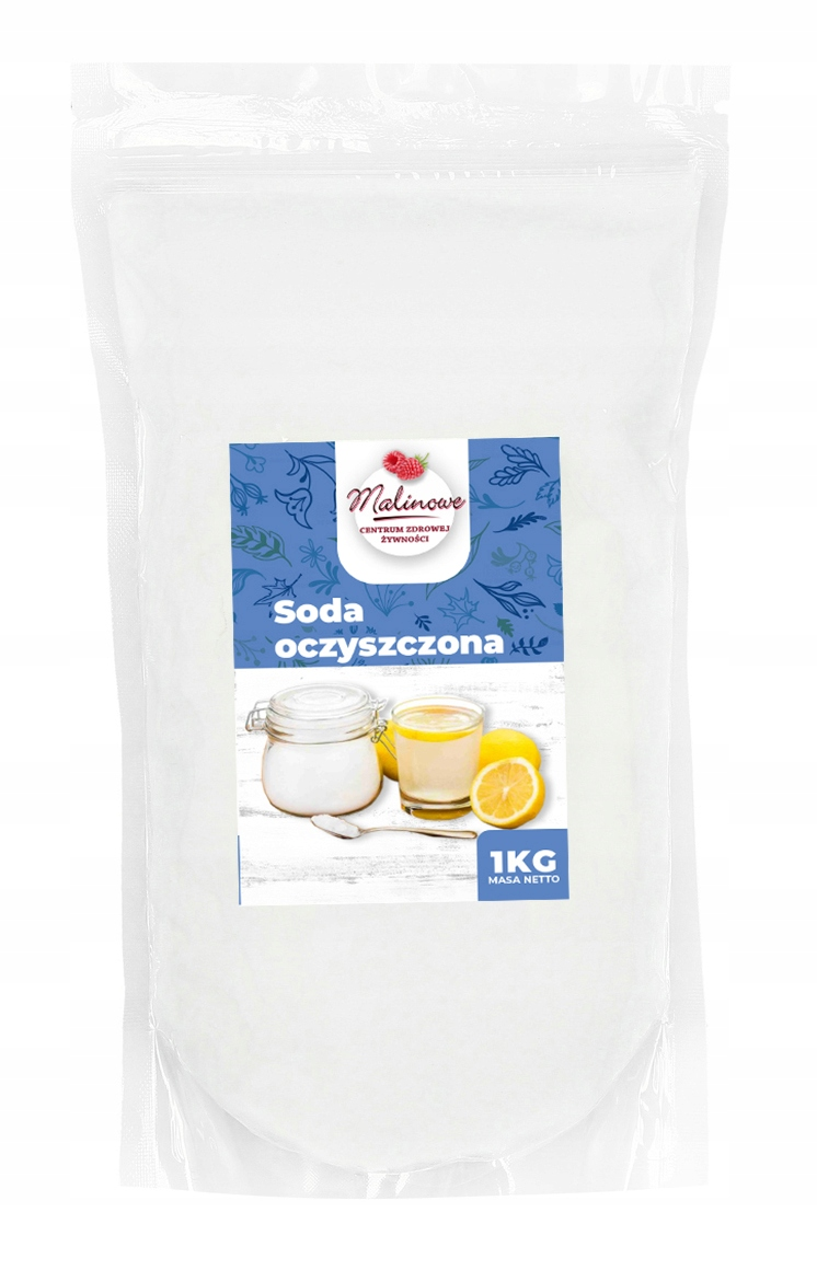 Item BAKING SODA 1 KG OF EDIBLE SODIUM BICARBONATE