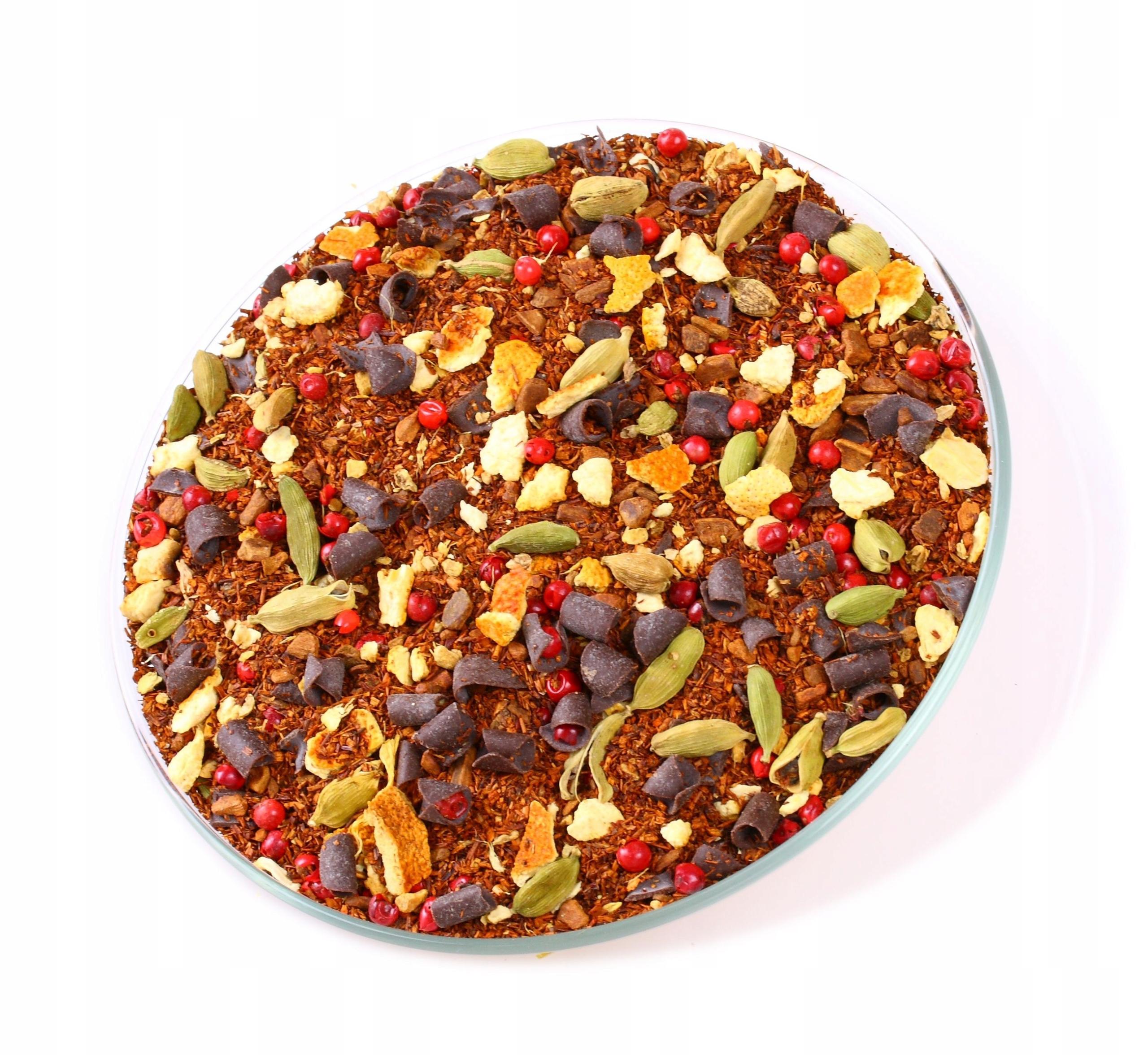 Herbata Rooibos ARKTYCZNY OGIEŃ (50g)